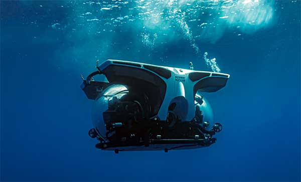 U-Boat Worx New Deepest-Diving Personal Submarine